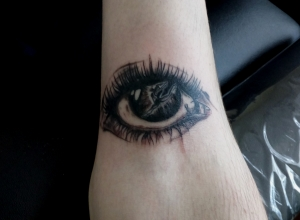 Dance eye